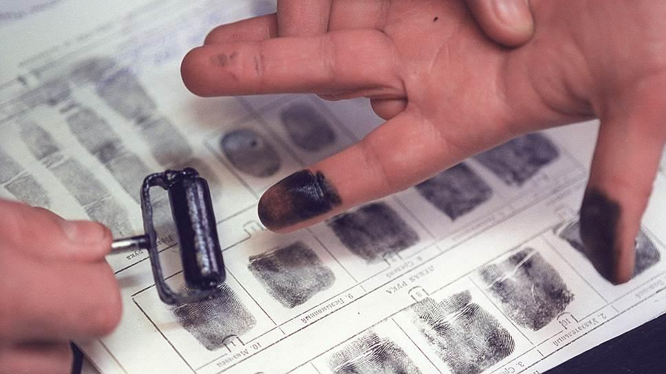 Магілёвец дамогся выдалення адбіткаў пальцаў з базы дадзеных