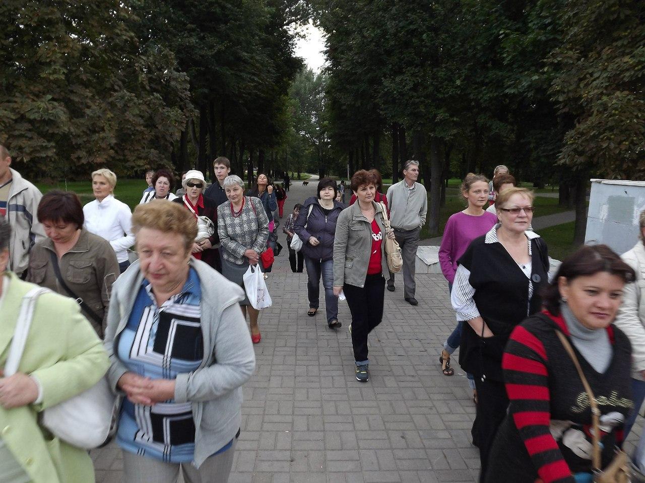 22 красавіка – бясплатная экскурсія па Магілёву