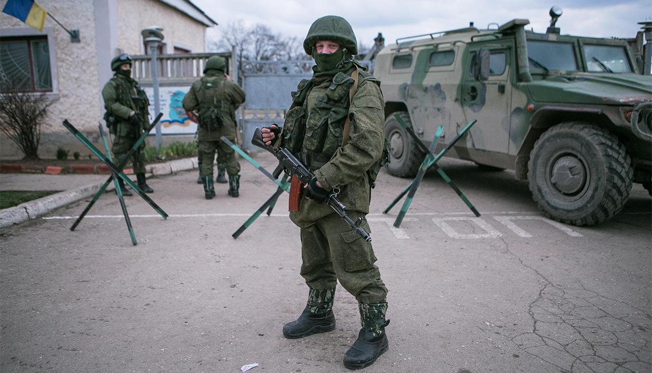 Магілёўскі універмаг прызнаў Крым расійскім