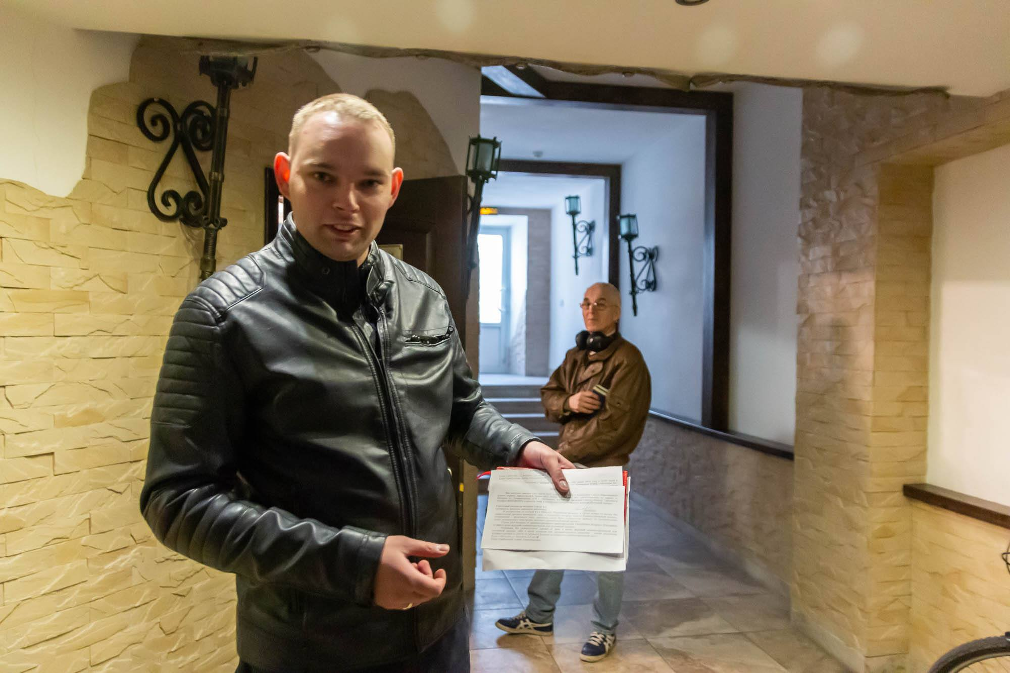 Міліцыя ізноў не здолела правесці адміністрацыйную справу ў дачыненні да журналістаў без парушэнняў