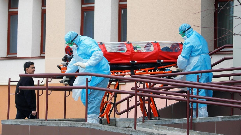 Улады 4 дні маўчалі пра колькасць заражаных COVID-19 У Магілёўскім рэгіёне. За гэты час колькасць захварэўшых павялічылася на 174%