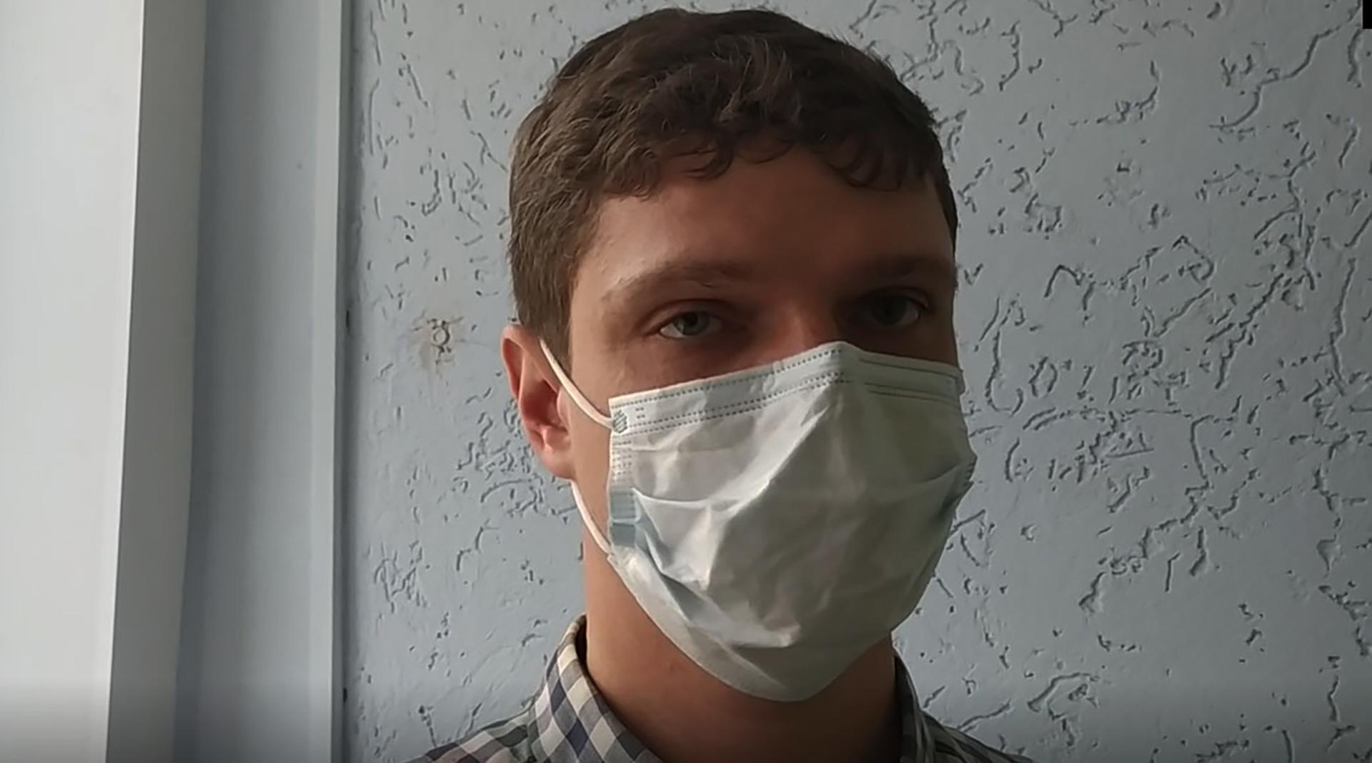 Два года за одно слово. Могилевчанину присудили «домашнюю химию» за оскорбление милиционера