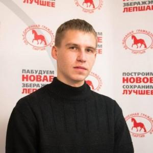 Невядомыя пагражалі магілёўцу Антону Касцову групай затрымання