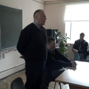 Приезд Николая Статкевича в Могилев спровоцировал троллей