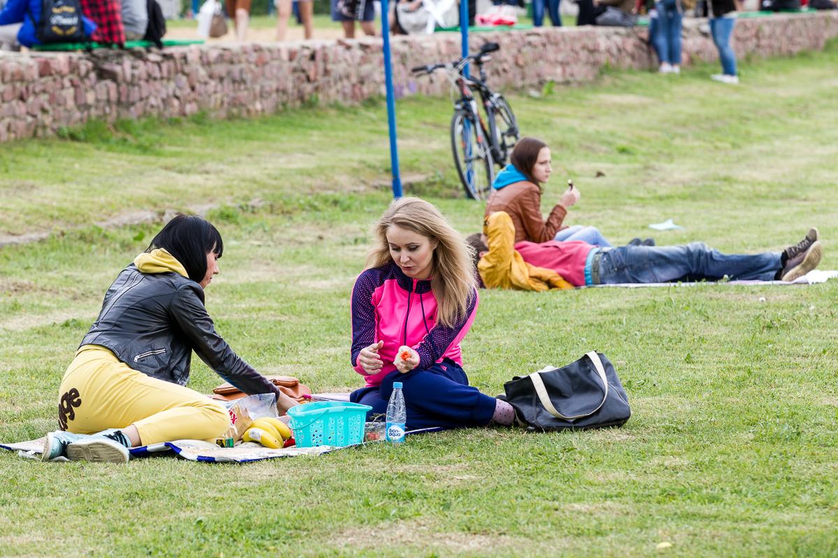 28 траўня – Вялікі гарадскі пікнік
