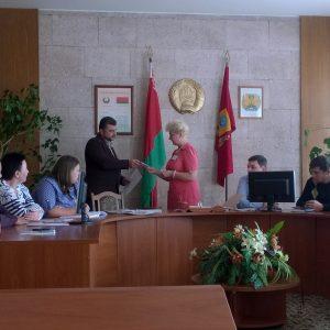Окружная избирательная комиссия разрешила наблюдателям фото и видеосъемку