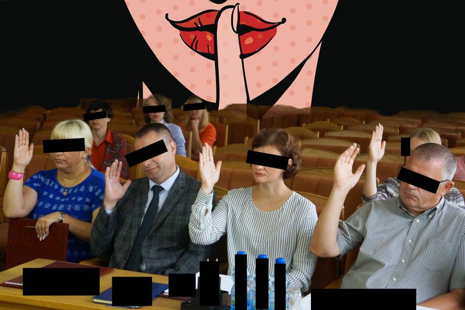 Вылучэнне кандыдатаў у Савет Рэспублікі ў вобласці праходзіць незаўважна
