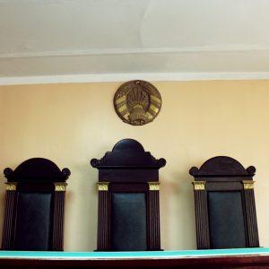 Рэха скандальнага суда:сакратара судовага паседжанняпакараліза рассеянасць