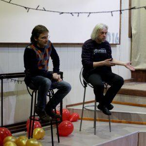 В Могилеве показали белорусский «короткий метр» Bulbamovie