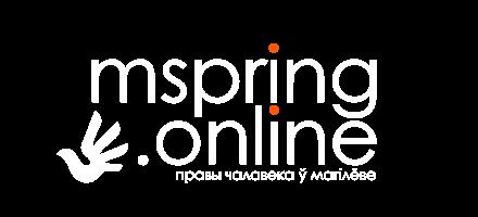 Правы чалавека ў Магілеве Logo