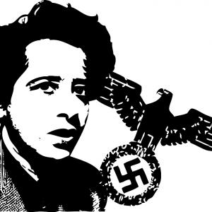 11 лістапада – кінапрагляд «Ханна Арэндт»