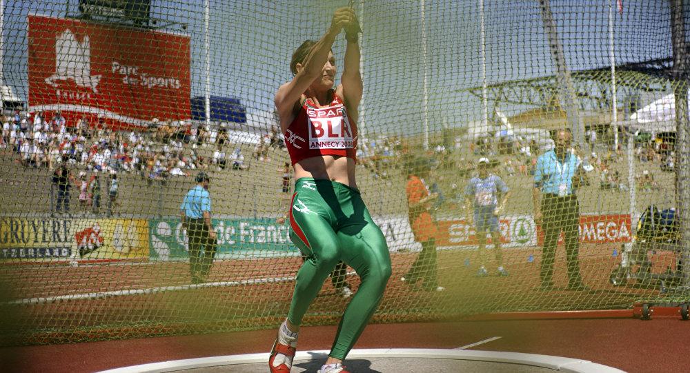 Магілёўскага «Чалавека года-2009» пазбавілі алімпійскіх медалёў з-за допінгу