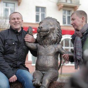 Как Владимир Цумарев пытался войти в историю Могилева