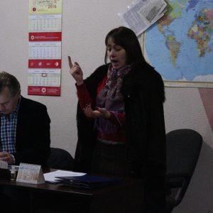 Анна Канопацкая и Анатолий Лебедько в Могилеве: «К местным выборам понадобится единый кулак»