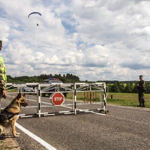 Пограничному комитету Беларуси достаточно контроля на границе с Россией