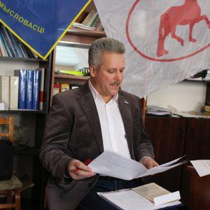 Утром в Могилеве задержали одного из организаторов «Марша нетунеядцев»