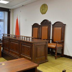 Суд над журналісткай Алінай Скрэбуновай не адбыўся