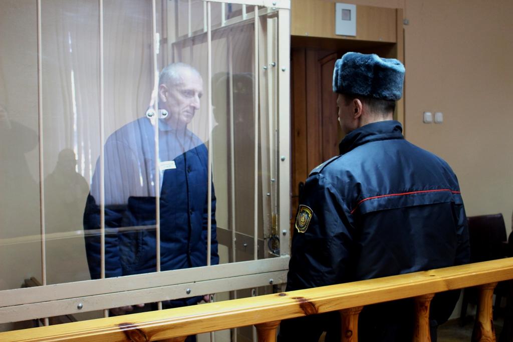 Суд вярнуў крымінальную справу Бандарэнка на дапрацоўку ў пракуратуру