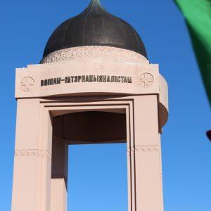 Фоторепорт о том, как отмечали День памяти воинов-интернационалистов в Могилеве