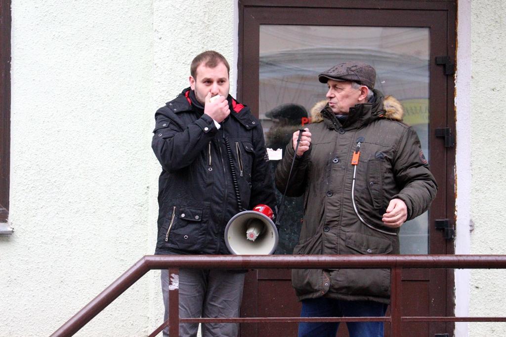 Міліцыя кінула на трасе магілёўскага каардынатара МХД