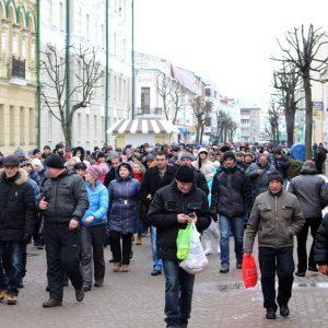 Наступны «Марш недармаедаў» пройдзе ў Магілёве 15 сакавіка