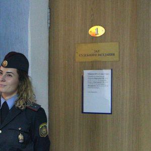 Двое могилевских неонацистов получили реальные сроки, третьего освободили в зале суда
