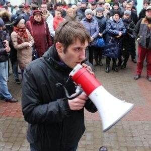 Могилевский лидер «Марша нетунеядцев» обратился в Комитет по правам человека ООН