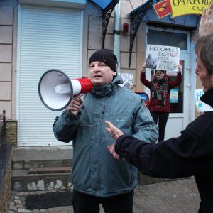 Депутат Марзалюк: «На митинге в Могилеве собрался бродячий цирк, которому оплатили билеты, чтобы кататься на дизелях от города к городу»