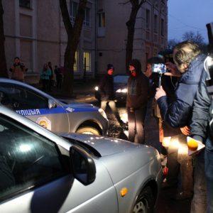 Участник могилевского Марша нетунеядцев получил два штрафа за одно и то же