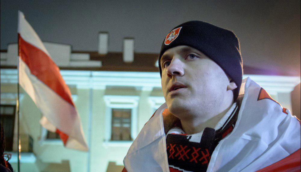 Актывіст Станіслаў Паўлінковіч сядзіць на сутках у Мінску