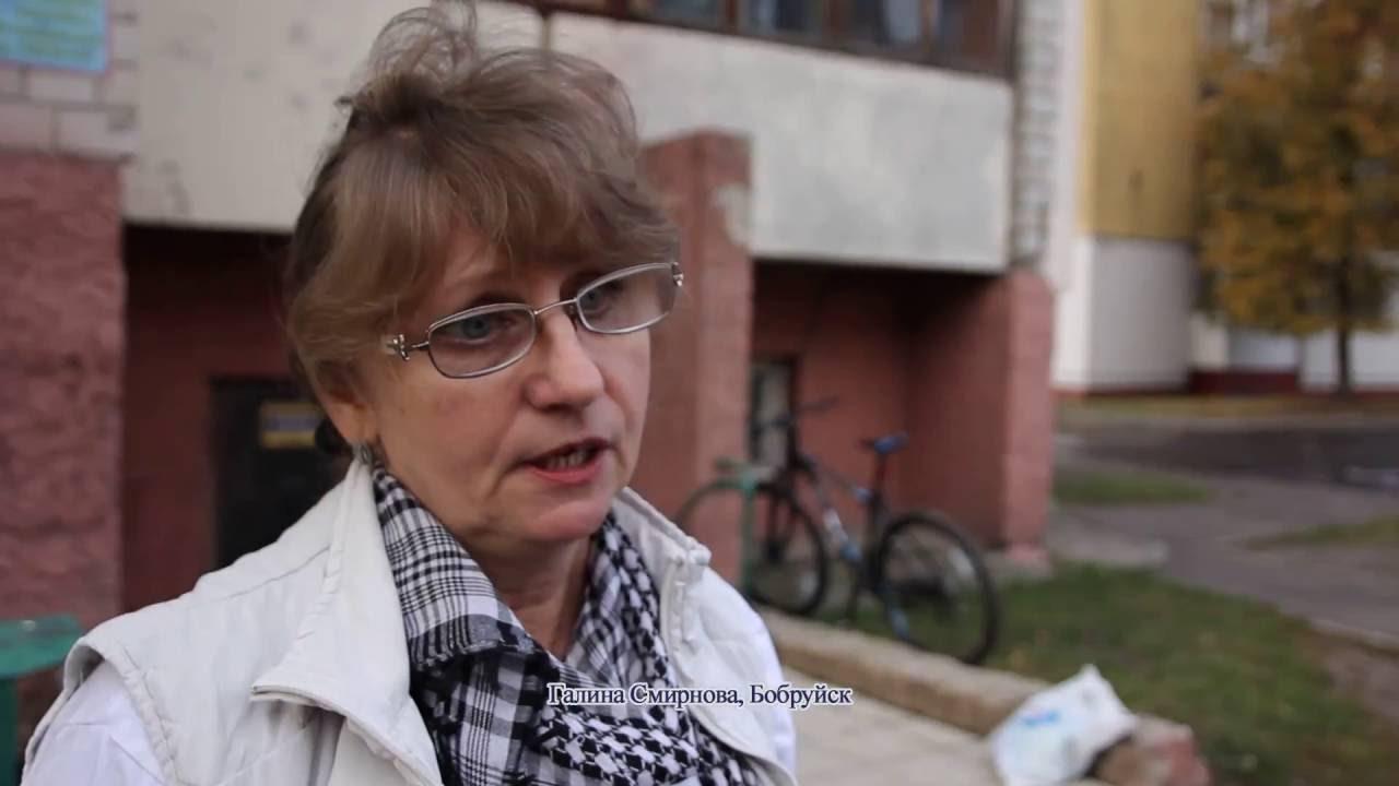 Руководитель акции протеста в Бобруйске остерегается провокации