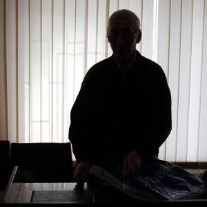 """ОМОНовец на суде над Страхом: """"Кричали Жыве Беларусь, как нацисты"""""""