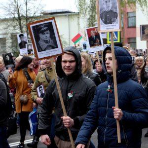 Могилевские власти срочно потребовали от местных СМИ изменить название акции «Бессмертный полк»