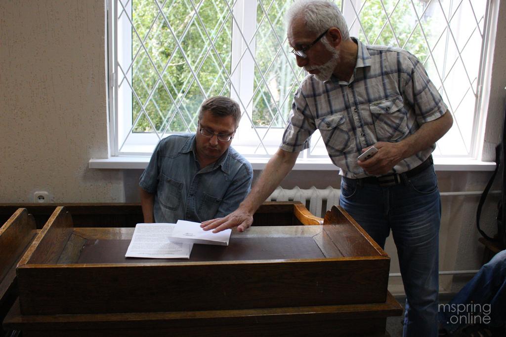 Магілёўскі журналіст паскардзіўся ў ААН: два гады таму мясцовы суд аштрафаваў яго на 1035 рублёў за лісты ў газету