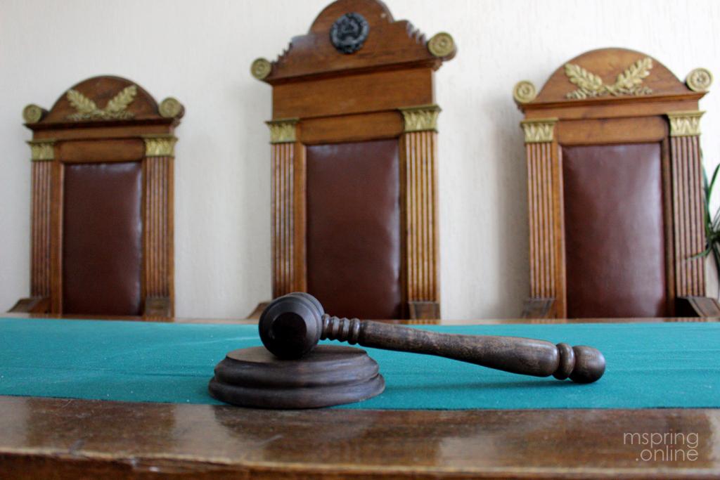 Магілёўскі суд у пяты раз пастанавіў пачаць праверку ў дачыненні да чыноўніка