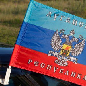 У Магілёве «прыбралі» машыну з нумарамі з Луганскай народнай рэспублікі