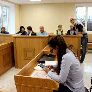 Фрилансера Алину Скребунову не смогли засудить за один день