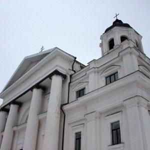 Каталікі павінны былі чытаць Біблію на плошчы ў цэнтры Магілёва. Не будуць