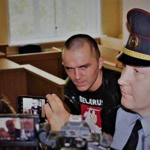 У Магілёве раптам быў затрыманы актывіст Стас Паўлінковіч