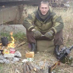 Забіты баявік ДНР з Магілёва