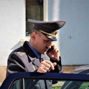 Милиционер-«гроза оппозиции» хотел наказать могилевскую журналистку. Получилось смешно