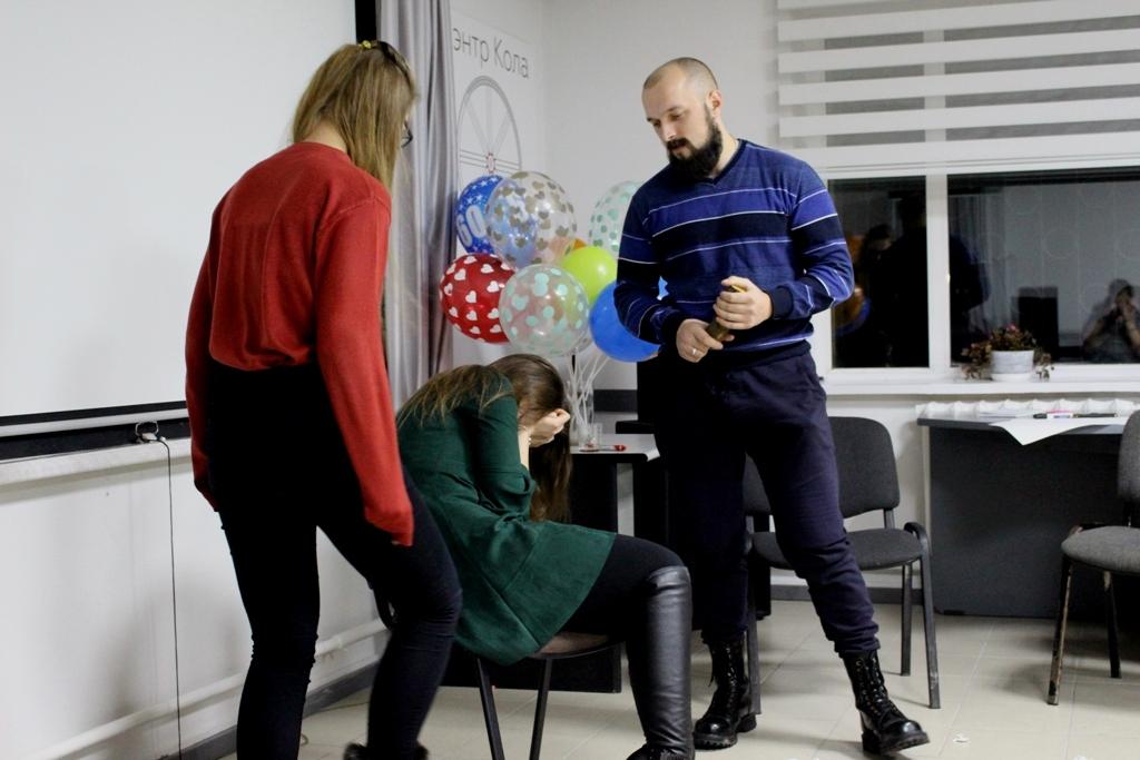 Форум-театр открыл Неделю прав человека в Могилеве
