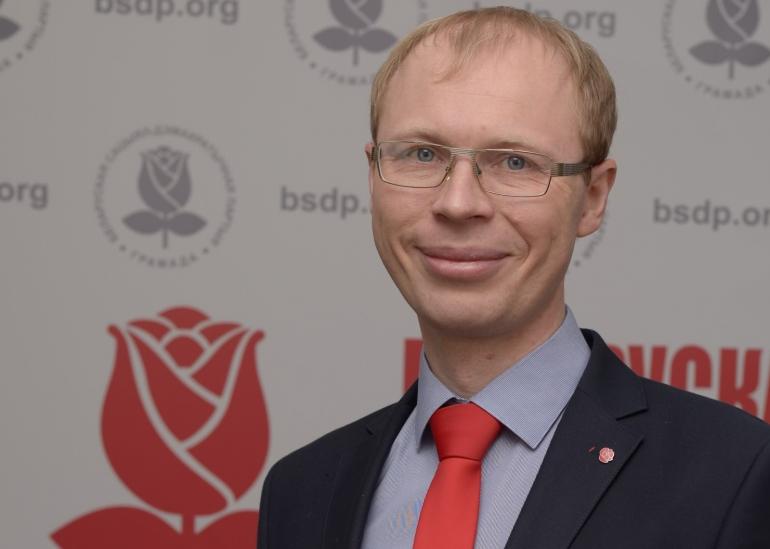Новый руководитель БСДП Игорь Борисов: «Не менее пяти человек из Грамады способны быть президентом страны»