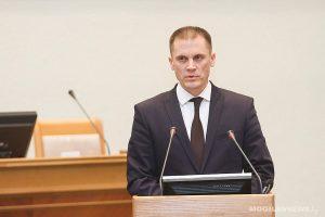 Оппозиция точно предугадала нового председателя Могилевского облсовета