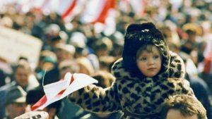 Пікет да стагоддзя БНР у Магілёве забаранілі