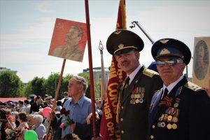 День Победы в Могилеве: спиритический сеанс с Советским Союзом (ФОТОРЕПОРТ)