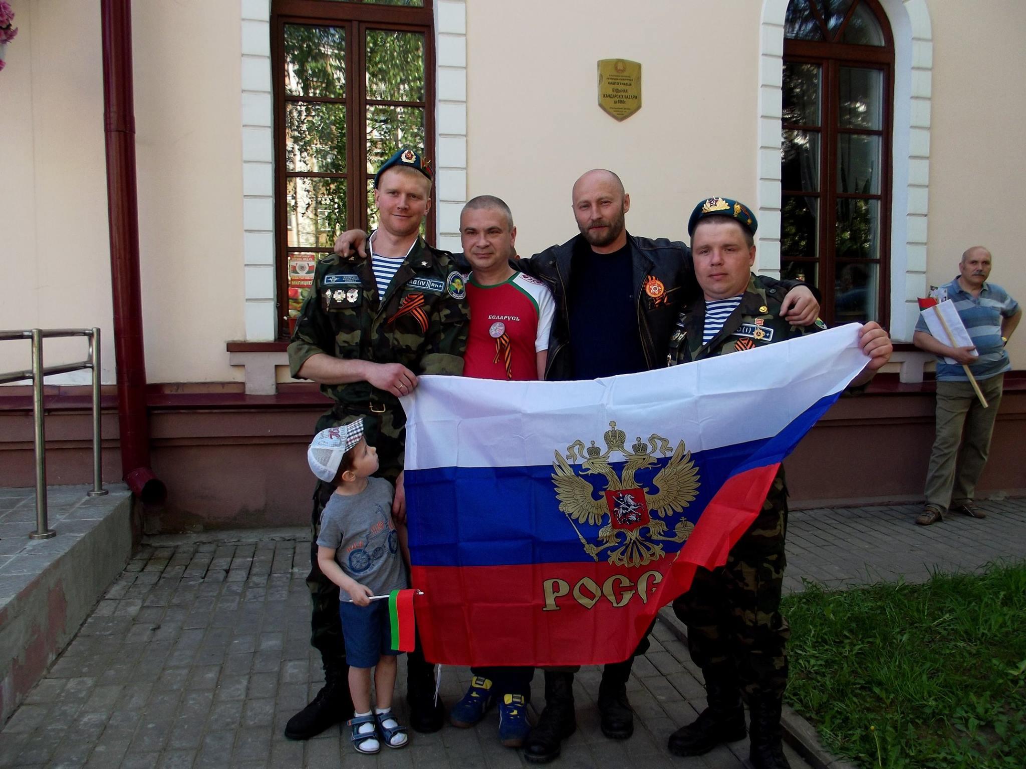 Экс-ваенны «рускамірац» у Магілёве: «Апушчаная БЧБ-мр*зь, вырашыла чымсьці напалохаць»