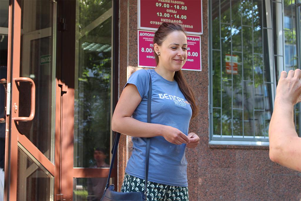 Могилевские журналисты поставили судью на место: уникальный демарш в Беларуси (ВИДЕОФАКТ)