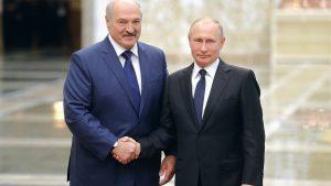 Путин приедет в Могилев осенью этого года