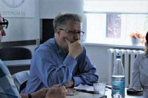 Посол Швейцарии встретился с могилевскими правозащитниками, активистами и журналистами